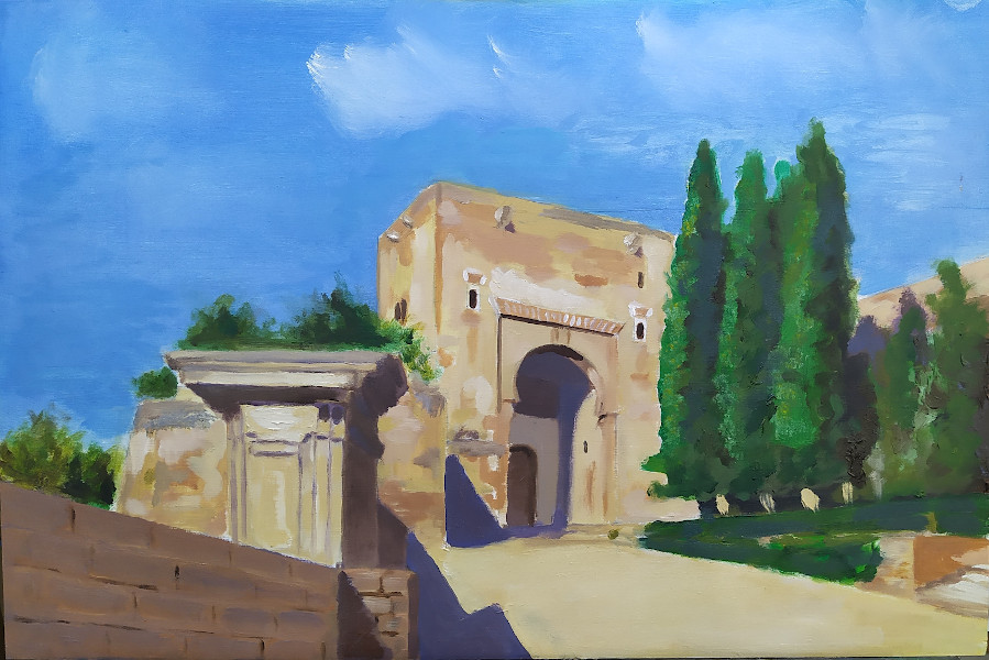 Puerta de la Justicia de la Alhambra